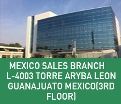 【UMM】 Mexico Sales Office